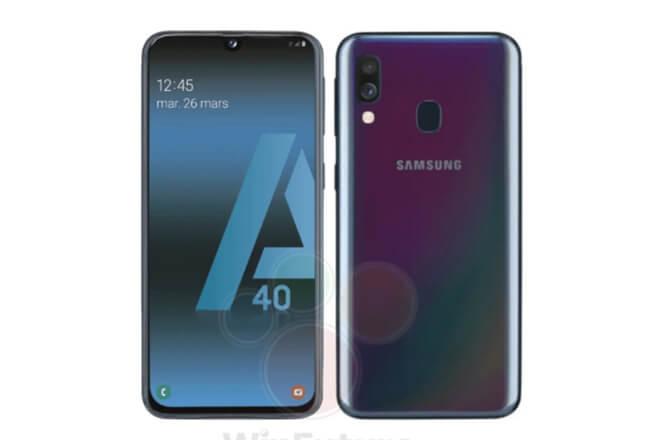 Samsung Galaxy A40, lanzamiento, características y todo lo que sabemos