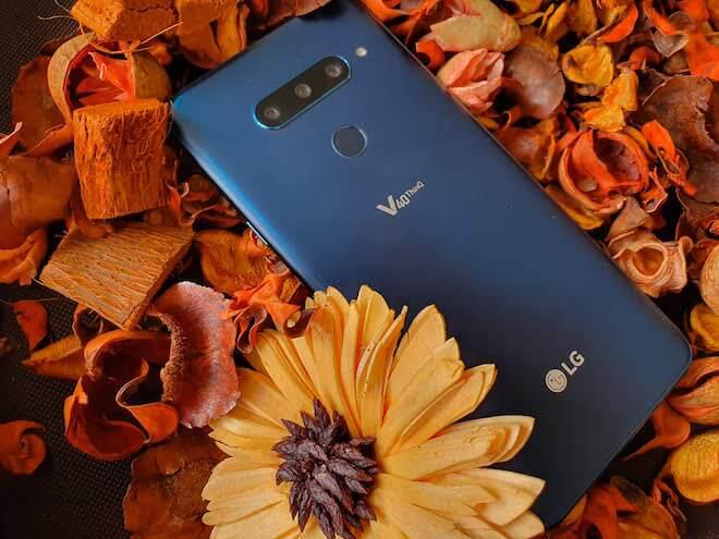 LG V40 ThinQ llega a competir en la Champions de los smartphones (opiniones)
