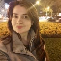 Prueba de selfie con el Huawei P30 de noche