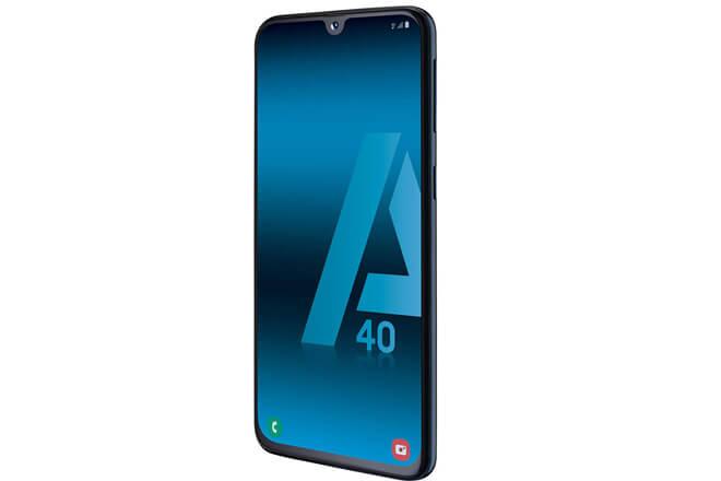 Samsung Galaxy A40 llega para revolucionar la gama media