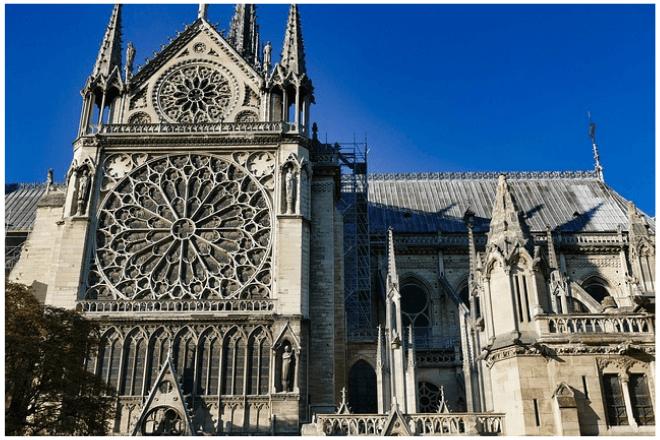 Conoce a Colossus, el robot que extinguió el fuego en Notre Dame