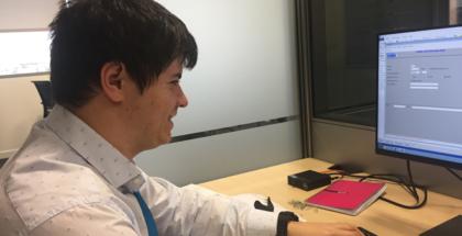 La Fundación Síndrome de Down de Madrid (Down Madrid) apuesta por la inclusión laboral y social de las personas con discapacidad intelectual en empresas del sector tecnológico a través del proyecto 'EmpleaTIC', una iniciativa organizada por el servicio de Empleo de Down Madrid con el apoyo de Fundación Montemadrid y Bankia