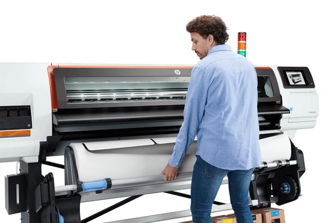 HP Stitch S500 permite que el color de la sublimación sea predecible y que haya menos residuos de materiales en los entornos de producción