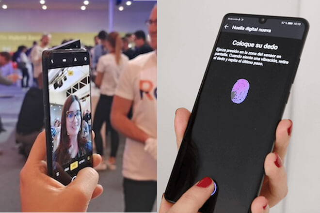 Huawei P30 Pro Vs OPPO Reno 10x Zoom, comparativa y diferencias