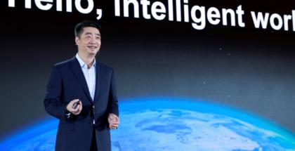 Huawei está comprometida a liderar el desarrollo de la industria y darle una nueva dirección