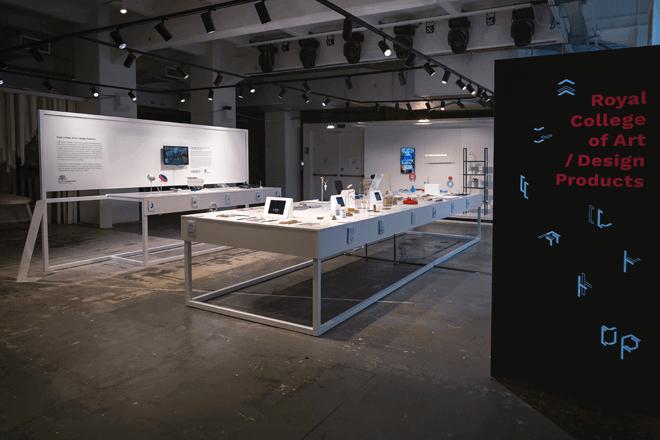 La colaboración entre OPPO y Royal College of Art / Design Products ha permitido mostrar el diseño de productos de estudiantes con más visión de futuro para la era 5G durante la Milan Design Week 2019.