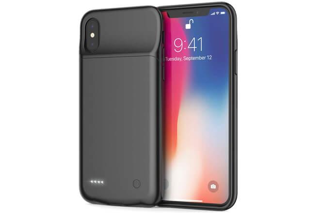 0d28a45e6d7 Mejores fundas de iPhone con batería para comprar en Amazon - GizTab