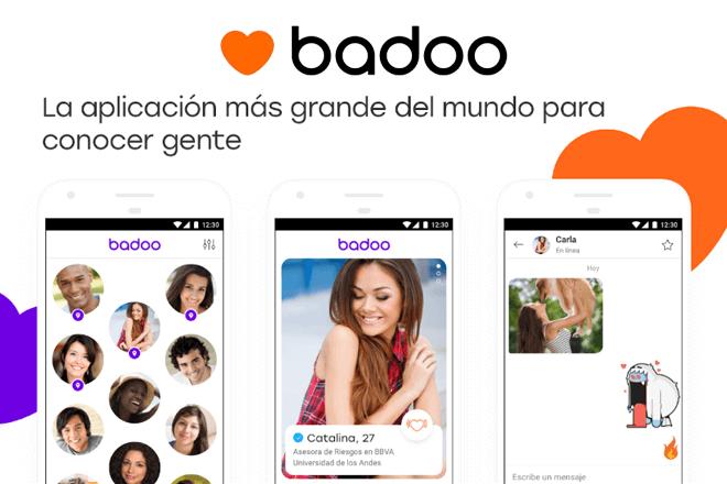 badoo es una longeva herramienta que gracias a su éxito pasó de ser una página web para ligar a una de las principales apps para encontrar pareja