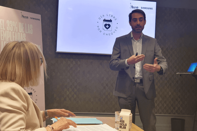 FECMA (Federación Española contra el Cáncer de Mama) y Samsung han trabajado juntos para crear una iniciativa sin precedentes en nuestro país y que pretende poner de manifiesto la importancia de la prevención.
