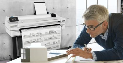 Las nuevas impresoras permiten trabajar de forma colaborativa, más segura e inteligente