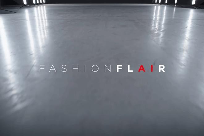 Fashion Flair, la colección de moda creada con Inteligencia Artificial se sube a la pasarela