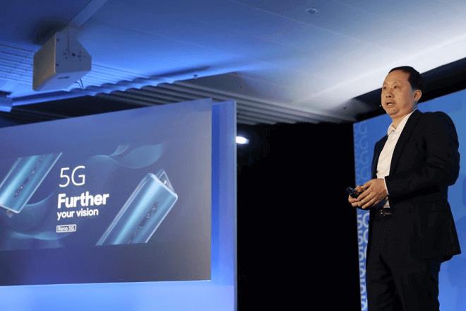 OPPO Reno 5G, el primer smartphone comercial 5G en llegar al mercado europeo