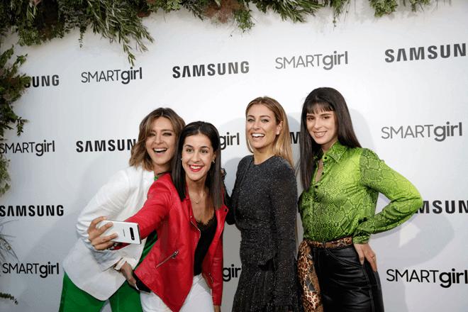 Samsung SmartGirl: Tecnología para impulsar el talento femenino