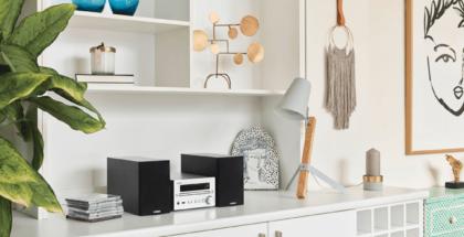 Yamaha presenta su nuevo sistema de sonido compacto HiFi