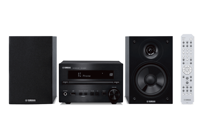 Yamaha presenta su nuevo sistema de sonido compacto HiFi, que pertenece a su reconocida gama de productos PianoCraft: MCR-B270D