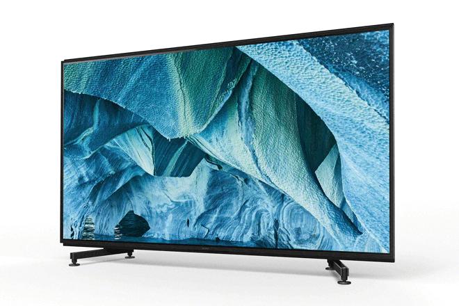 Los televisores MASTER Series de Sony representan la cumbre de la calidad de imagen para disfrutar en casa