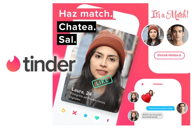 App de citas Tinder