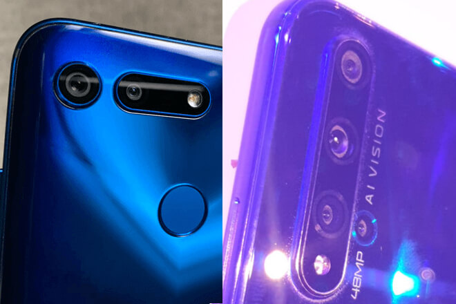 comparativa Honor 20 Vs Honor View20 para saber cuál comprar