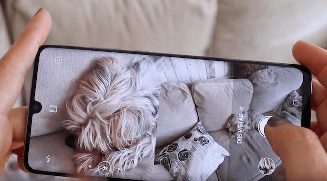 El modo dual cámara facilita la grabación de videos creativos con el Huawei P30