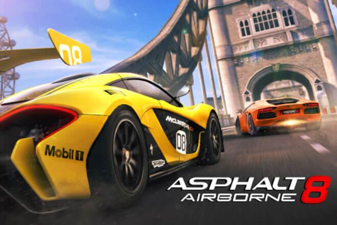 Video juego de coches