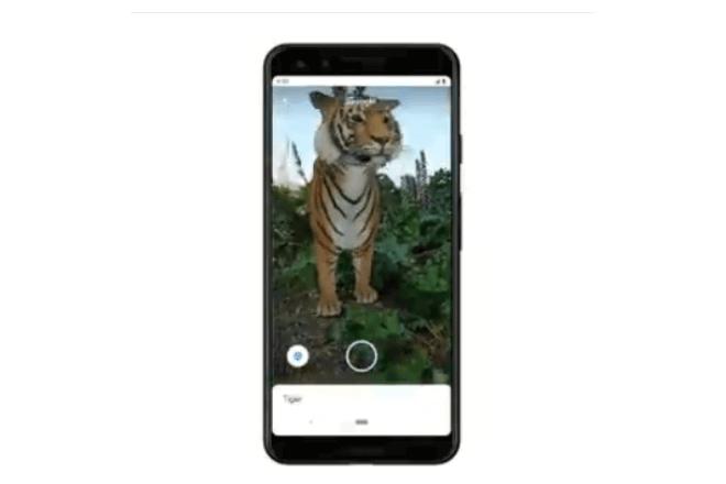Google permite añadir animales en Realidad Aumentada en los móviles Android
