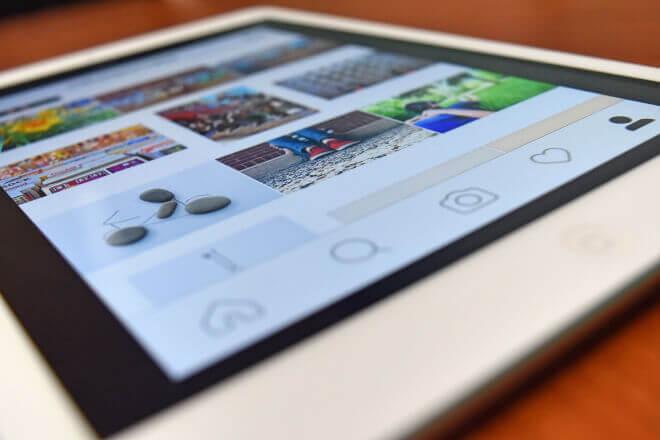 Iniciar sesión en Instagram