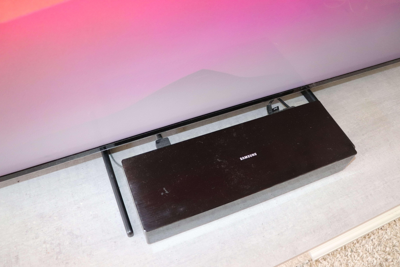 El One Connect de los televisores Samsung QLED 8K