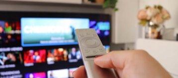 Mando de los televisores Samsung QLED 8K