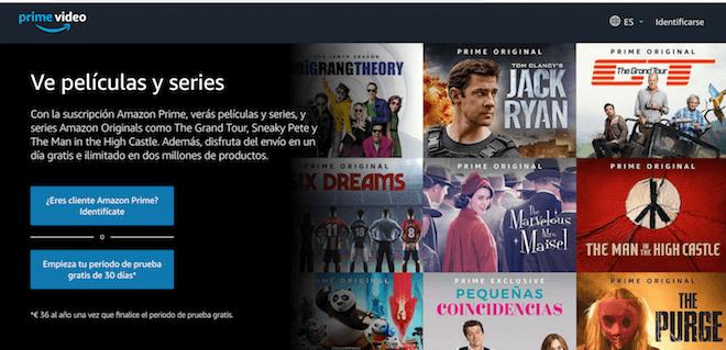 Amazon Prime Video gratis en verano: Prueba y descubre series increíbles
