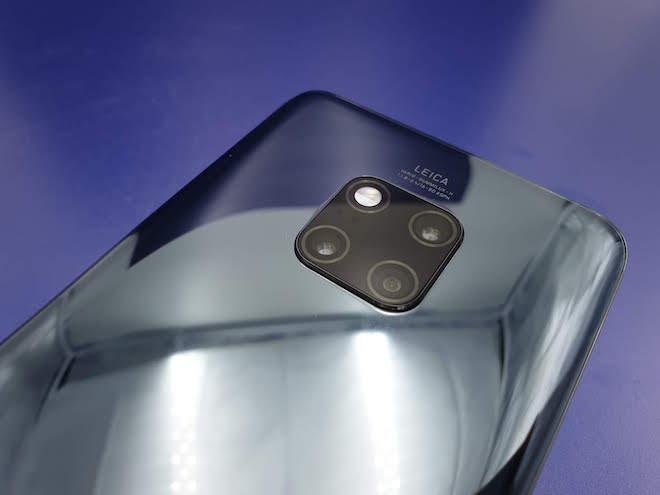 Huawei Mate 30 llegará con mejoras en la cámara para la grabación de vídeo