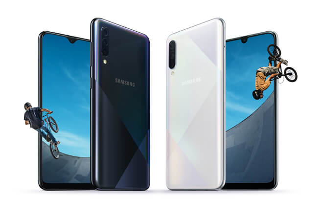 características de Samsung Galaxy A30s