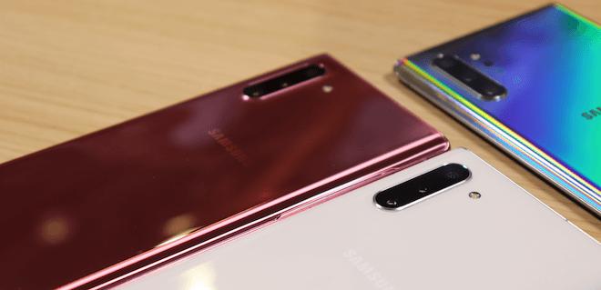 10 claves del Galaxy Note 10