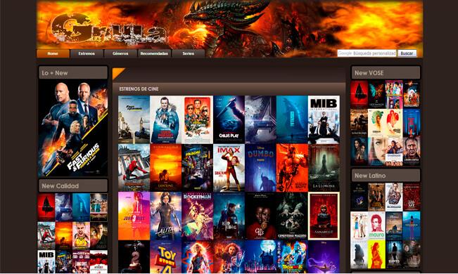 Mejores Webs para ver películas online (agosto 2019)
