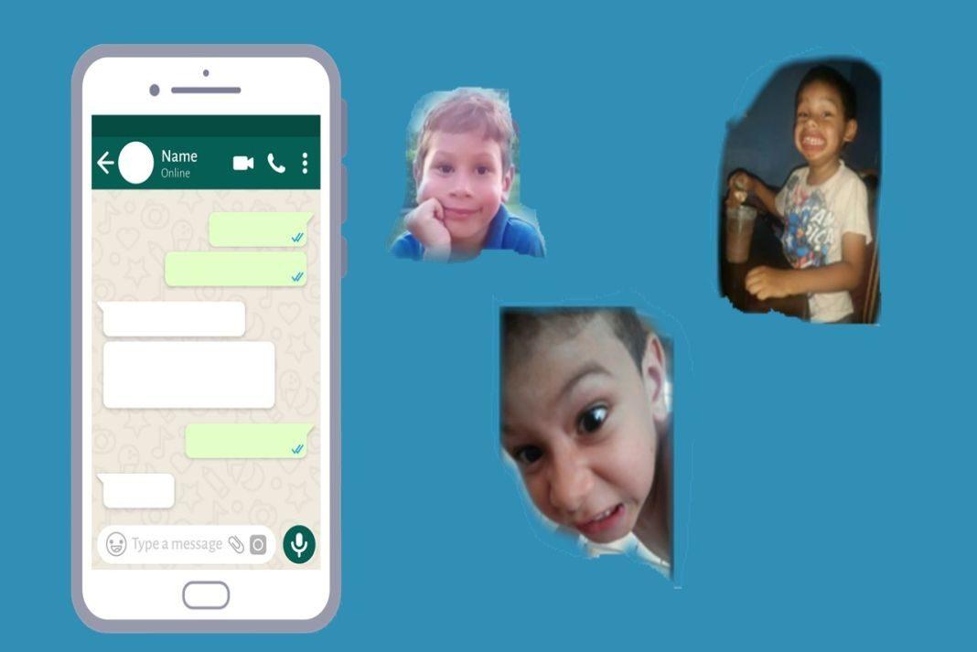 Foto de stickers creados para whatsapp
