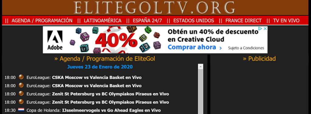 EliteGolTV