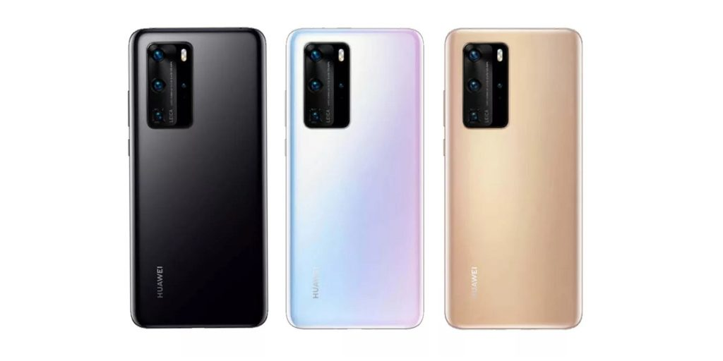 Huawei P40 Pro Vs Samsung Galaxy S20 Plus