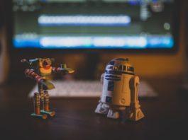 Robots de juguetes