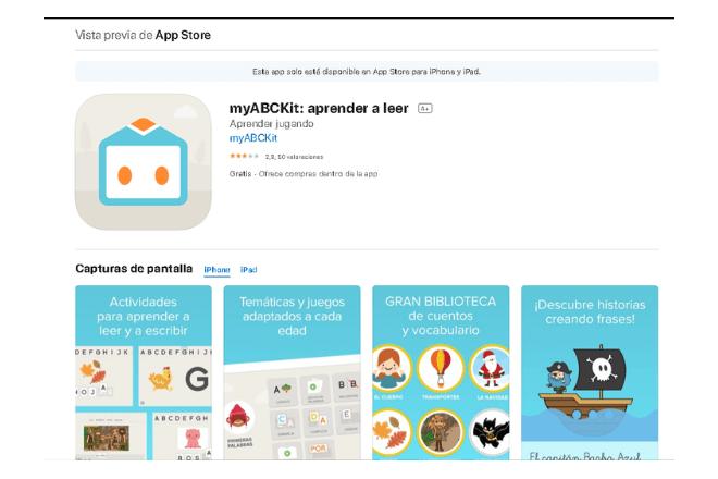 Mejores aplicaciones para aprender a escribir para niños
