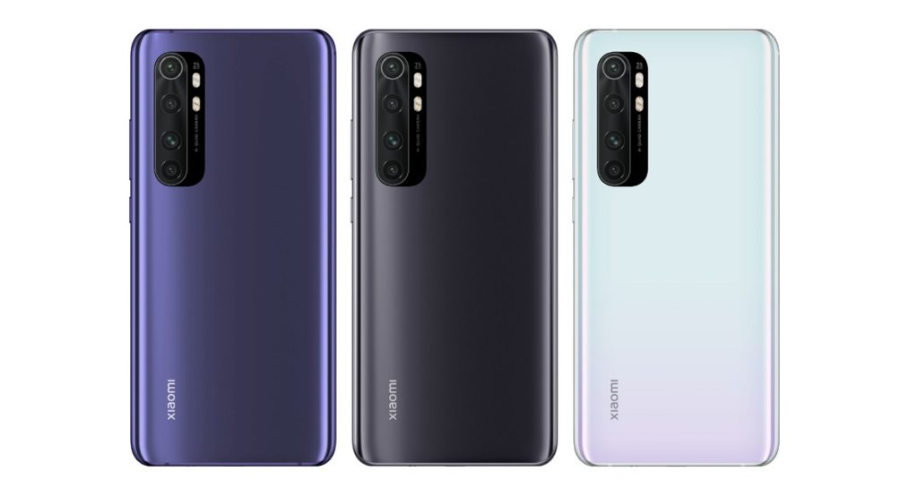 Redmi Note 9 Pro vs Redmi Note 9 vs Mi Note 10 Lite