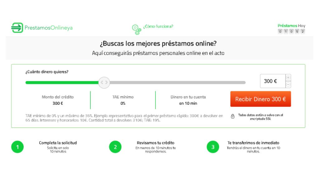 El préstamo rápido online se ha convertido en una solución para muchos en España.