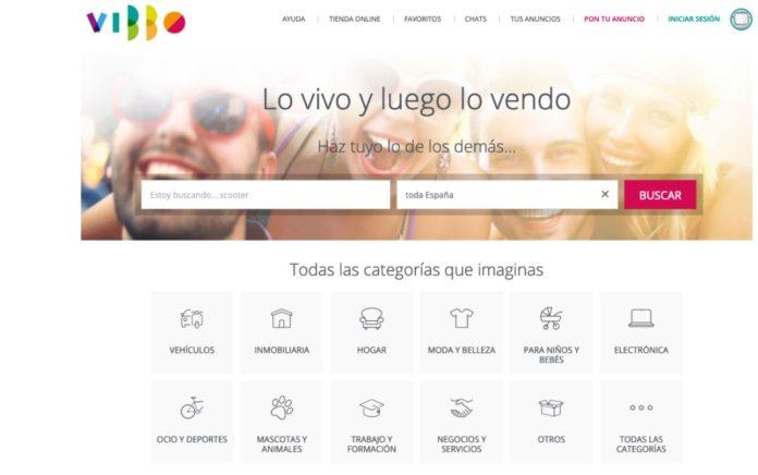 Vibbo web