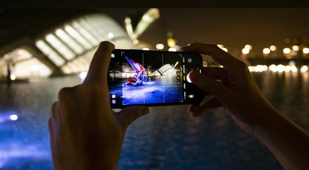 trucos para fotografías nocturnas