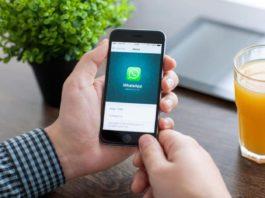 Buscando mensajes de WhatsApp