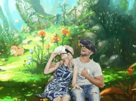 VR con usos terapeuticos