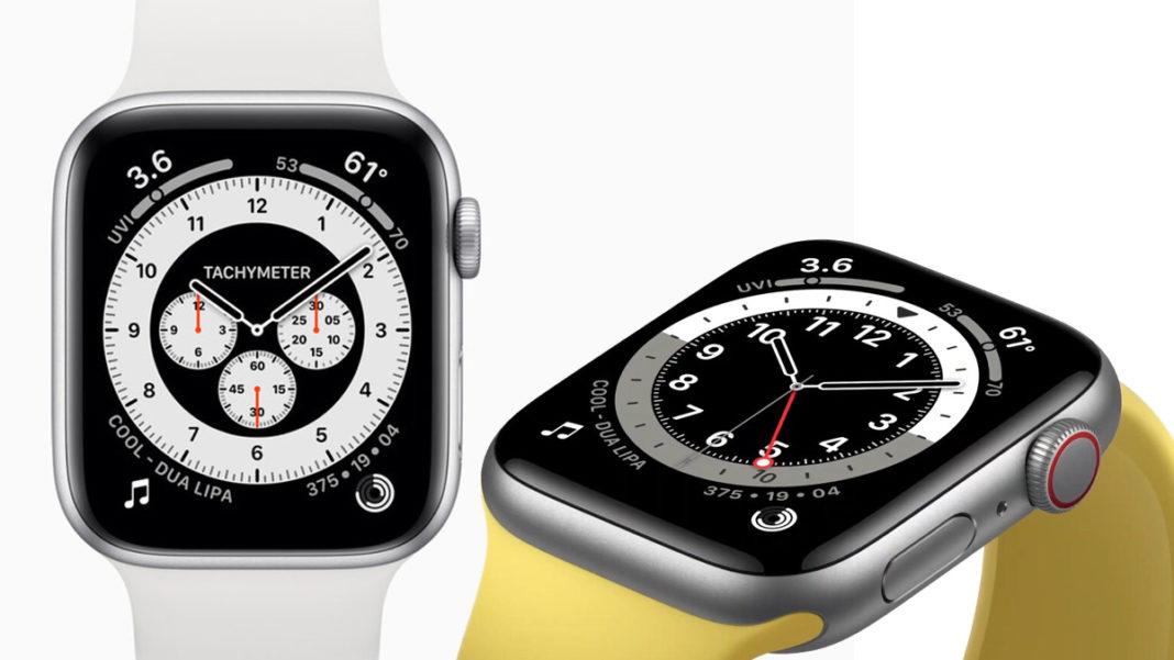 Ya se han Apple Watch Series 6 y Apple Watch SE