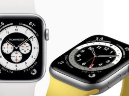 Ya se han Apple Watch Series 6 y Apple Watch SE