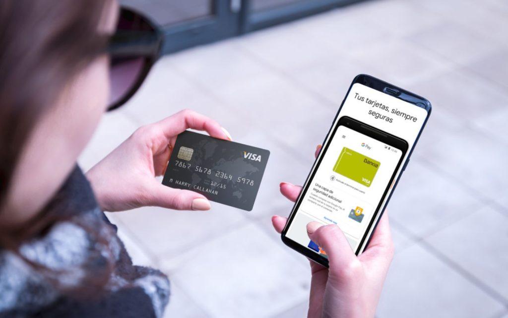 Google Pay paga con il cellulare