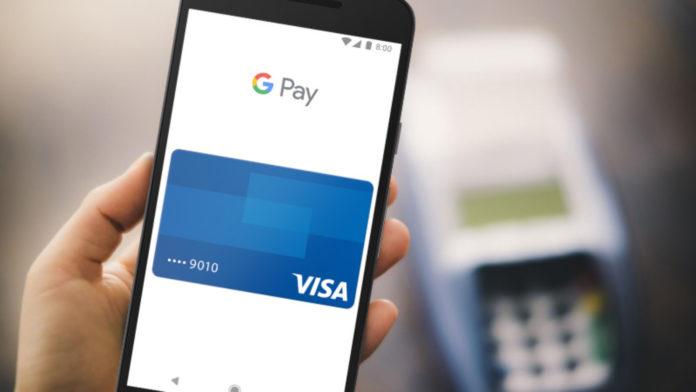 Pagar con Google pay