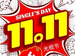 11 del 11 día del soltero