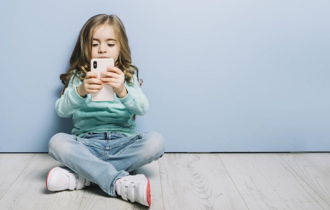 Primer móvil para niños